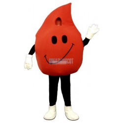 Ketchup Drop Lightweight Mascot Costume
