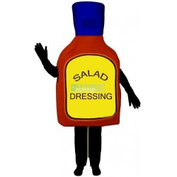 Salad Dressing Lightweight Mascot Costume