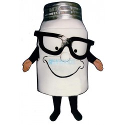 Jar Lightweight Mascot Costume