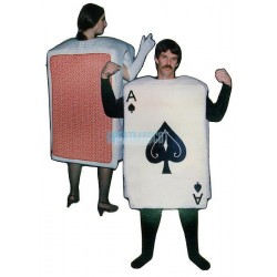 Deck of Cards Lightweight Mascot Costume