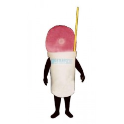 Cool Drink Lightweight Mascot Costume