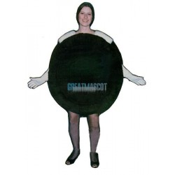 Brown & White Cookie Lightweight Mascot Costume