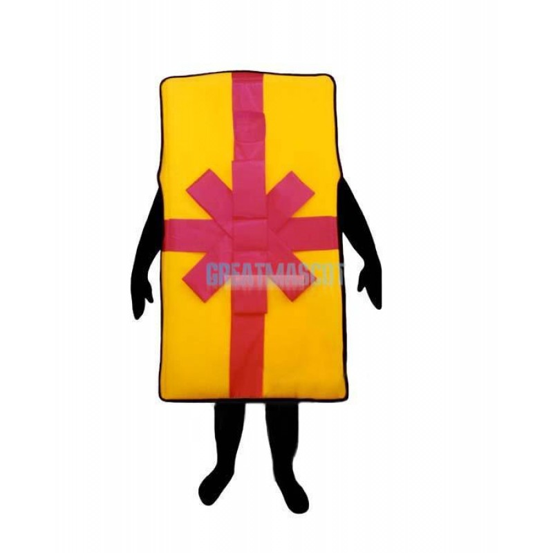 Big Gift Lightweight Mascot Costume