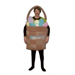 Basket of Eggs Lightweight Mascot Costume