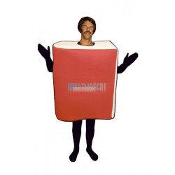 Book Lightweight Mascot Costume