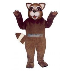 Roxie Raccoon Lightweight Mascot Costume