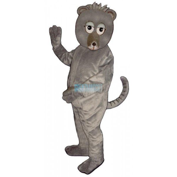 Pete O. Possum Lightweight Mascot Costume