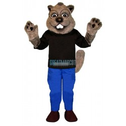 Sid Squirrel Lightweight Mascot Costume