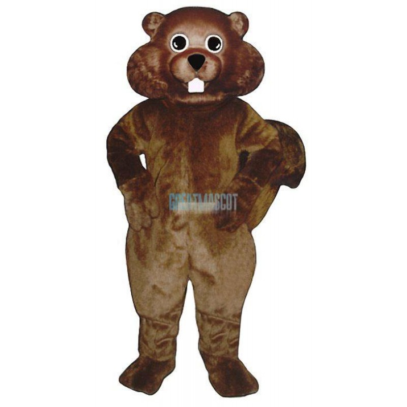 Nutty Squirrely Lightweight Mascot Costume