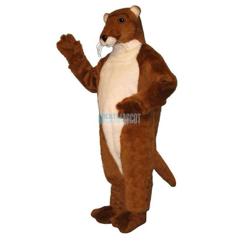 Sly Weasel Lightweight Mascot Costume