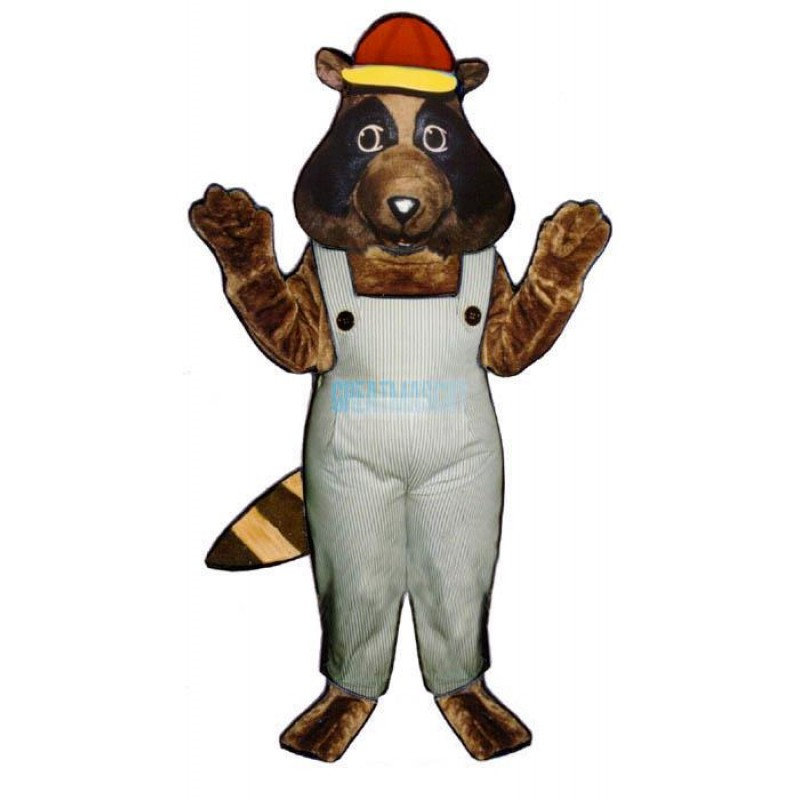 Stevie Raccoon Lightweight Mascot Costume