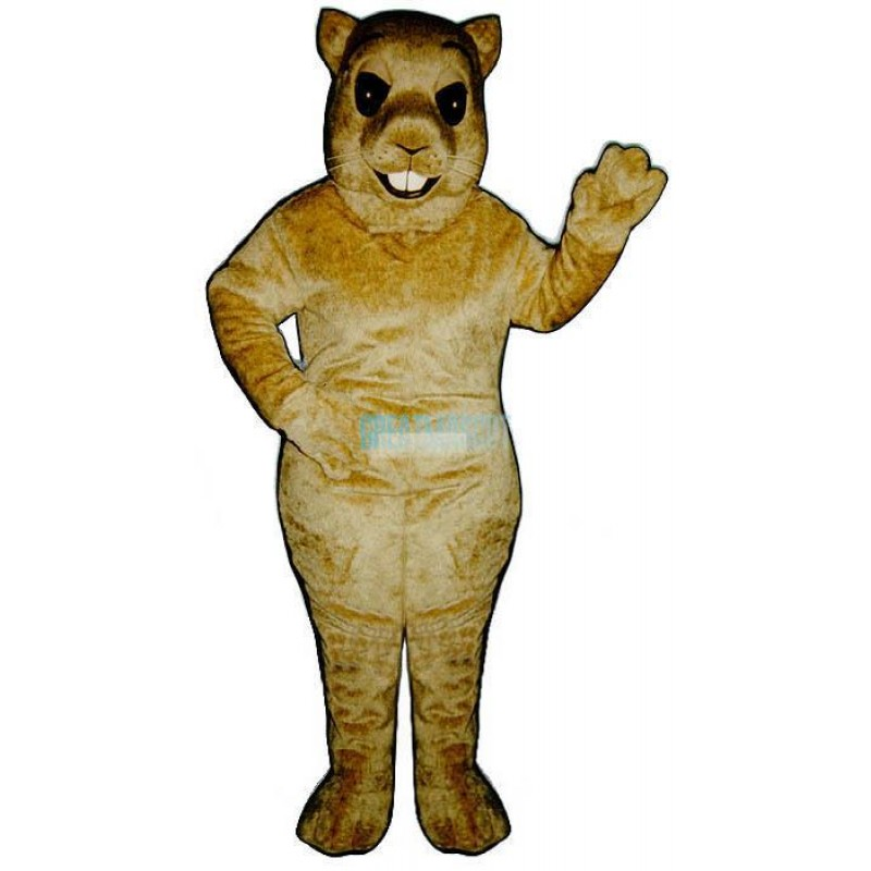 Gopher It Lightweight Mascot Costume