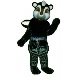 Scentuous Skunk Lightweight Mascot Costume