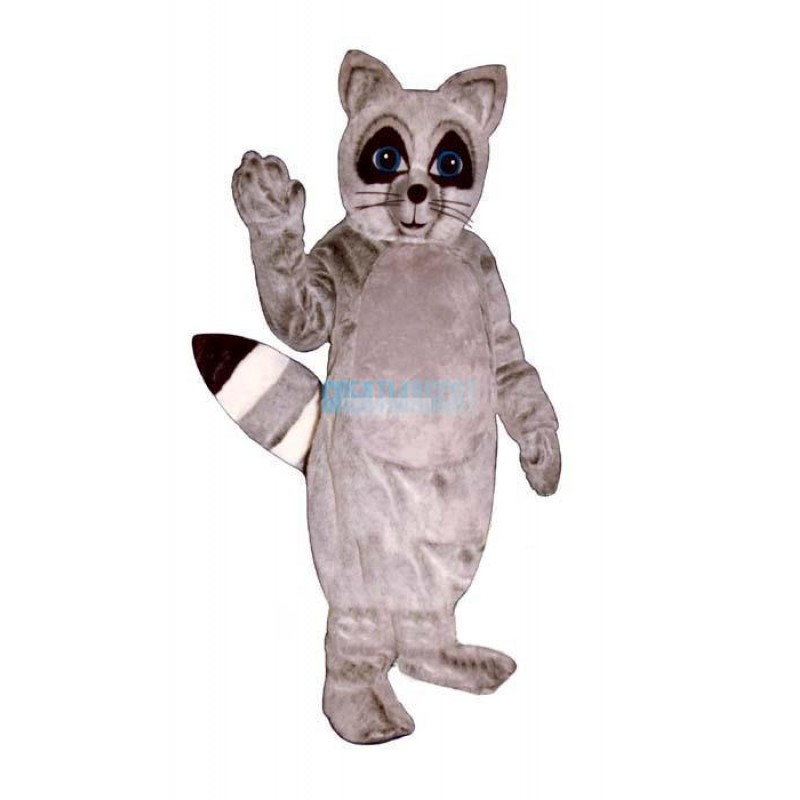 Raccoon Lightweight Mascot Costume