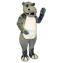 Hyrum Hippo Lightweight Mascot Costume