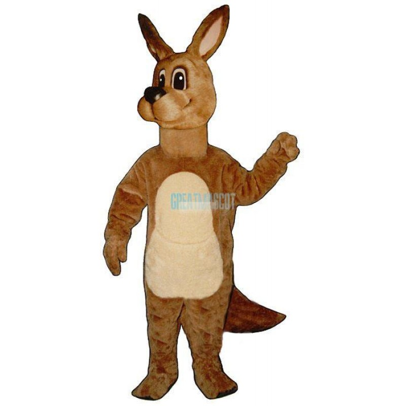 Kate Kangaroo Lightweight Mascot Costume
