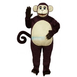 Fat Monkey Lightweight Mascot Costume