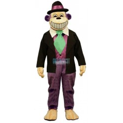 Monkey Dude Lightweight Mascot Costume