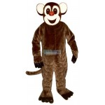 Monkey Shine Lightweight Mascot Costume