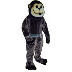 Brown Ape Lightweight Mascot Costume