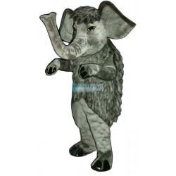Wooly Mammoth Lightweight Mascot Costume