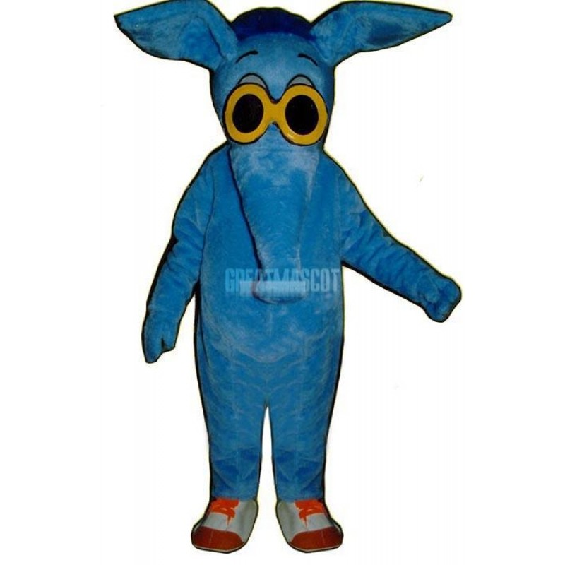 Aardvark with Attitude Lightweight Mascot Costume