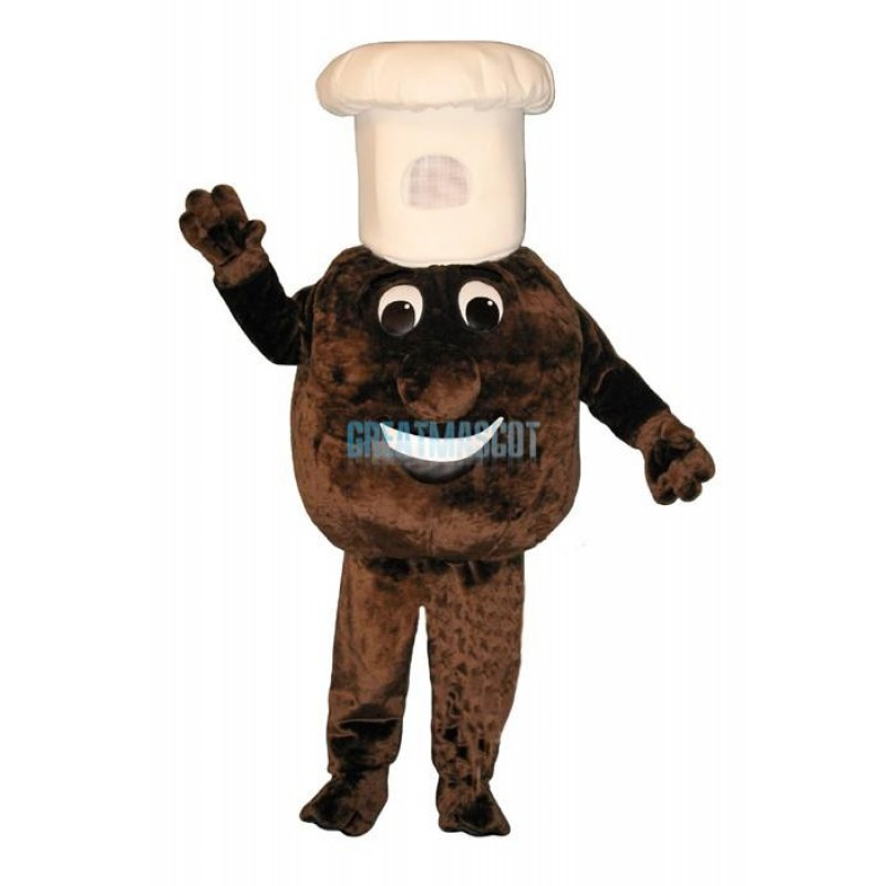 Madcap Cookie Dough Chef Lightweight Mascot Costume