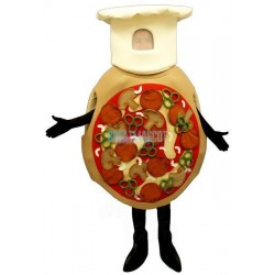 Madcap Pizza Lightweight Mascot Costume
