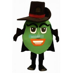 Spanish Olive Lightweight Mascot Costume