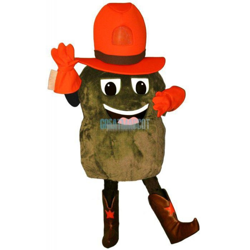 TexasTater Lightweight Mascot Costume