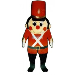 Madcap Toy Soldier Lightweight Mascot Costume