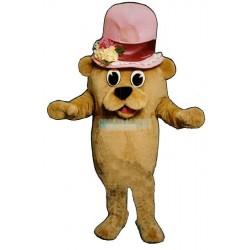 Madcap Bear Lightweight Mascot Costume