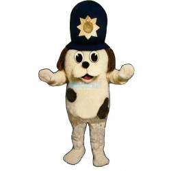 Madcap Dog Lightweight Mascot Costume