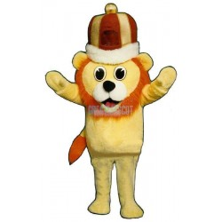 Madcap Lion Lightweight Mascot Costume