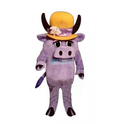 Madcap Cow Lightweight Mascot Costume