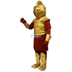 Sir Lance Lightweight Mascot Costume