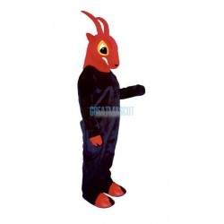 Rally Man Lightweight Mascot Costume