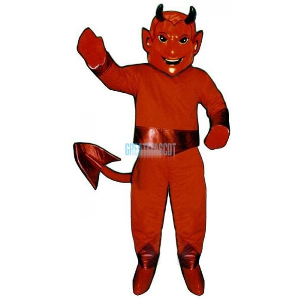 Lucifer Lightweight Mascot Costume