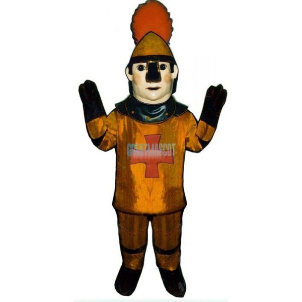 Golden Knight Lightweight Mascot Costume