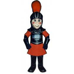 Knight Lightweight Mascot Costume