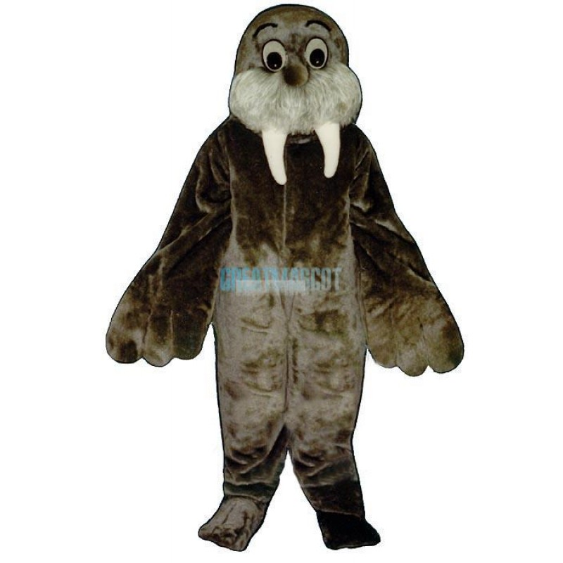 Wally Walrus Lightweight Mascot Costume