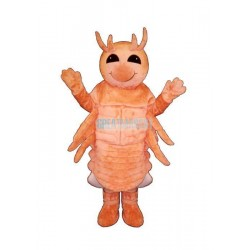 Shrimp Lightweight Mascot Costume