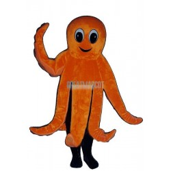 Octopus Lightweight Mascot Costume
