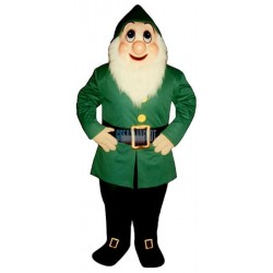 Christmas Elf Lightweight Mascot Costume