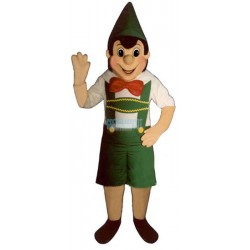 Boy Elf Lightweight Mascot Costume