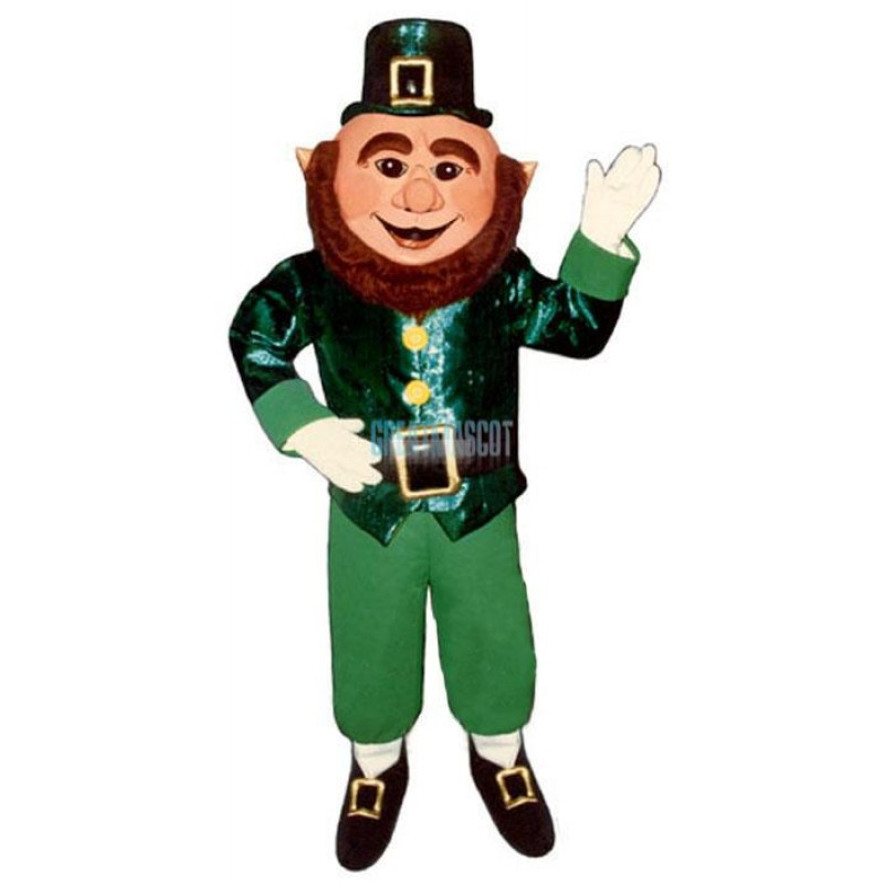 Leprechaun Lightweight Mascot Costume
