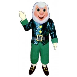 Grandpa Elf Lightweight Mascot Costume