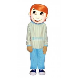 Boy Lightweight Mascot Costume