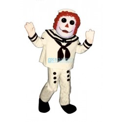 Boy Rag Doll Lightweight Mascot Costume
