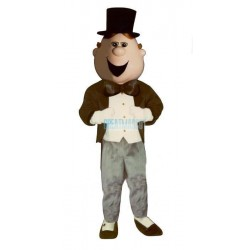 Professor Lightweight Mascot Costume